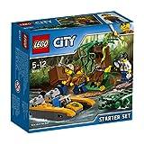 LEGO City 60157 - Dschungel-Starter-Set Vergleich