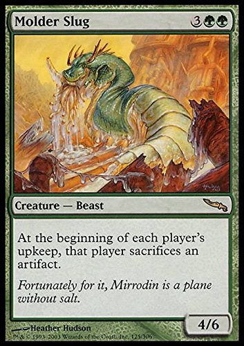 magic-the-gathering-molder-slug-lumaca-della-forgia-mirrodin