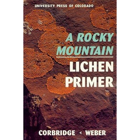 A Rocky Mountain Lichen