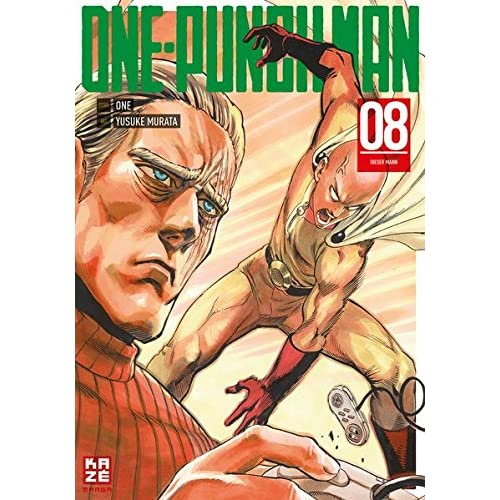 ONE-PUNCH Man 08