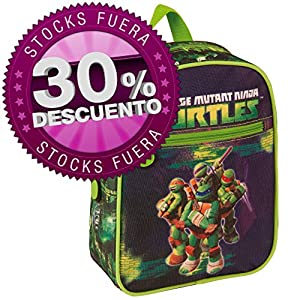 61Nd%2B9mqwsL. SS300  - Mochila Tortugas Ninja Power