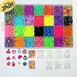 7000+ RUBBER BANDS REFILL and STORAGE OR...