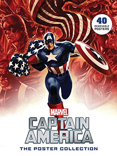 CAPTAIN AMERICA: THE POSTER COLLECTION (Insights Poster Collections) (Disney Poster Art)