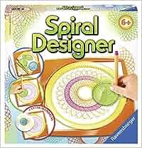 Ravensburger 29774 – Spiral Designer