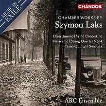 Laks: Musik im Exil - Kammermusik
