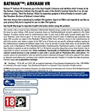 Batman: Arkham PSVR [PS4 PSVR PSN Code - UK account]