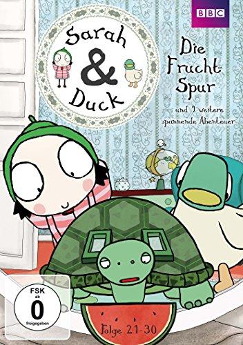 Bild von Sarah und Duck - Die Frucht-Spur (Folge 21-30)