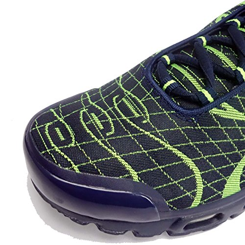 Nike Air Max Plus Jacquard scarpe uomo da corsa 845006 Scarpe da ginnastica Scarpe midnight navy 407