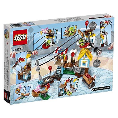 Image of LEGO 75824 Angry Birds Pig City Teardown Building Set