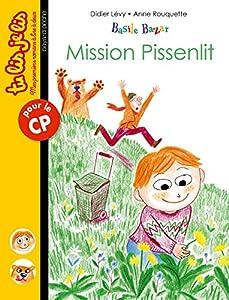 """Afficher """"Basile Bazar n° 3<br /> Mission pissenlit"""""""