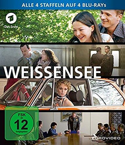 Staffel 1-4 [Blu-ray]