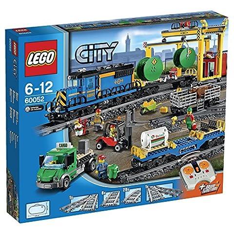LEGO - 60052 - City - Jeu de construction -