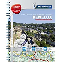 Atlas Benelux et France Nord Michelin