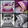 Paisley Mandala Duvet Cover & Pillowcase Set Bedding Digital Print Quilt Case Bedding Bedroom Daybed produced by IK Trading - quick delivery from UK.