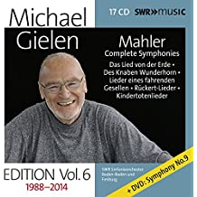 Michael Gielen Edition,Vol.6 [Import allemand]