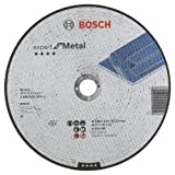 Bosch 2 608 600 324  - Disco de corte recto Expert for Metal - A 30 S BF, 230 mm, 3,0 mm (pack de 1)