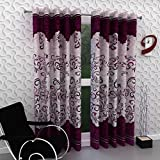 Home Pictures (Set of 2) Purple Eyelet P...