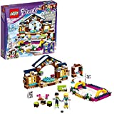 LEGO - 41322 - Friends - Jeu de Construction - La patinoire de la station de ski...