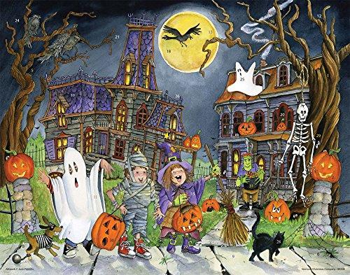 Vermont Christmas Kleine Kobolde Halloween Adventskalender