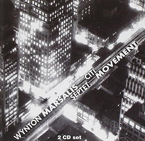 Wynton Marsalis - Citi Movement (Griot New York) [Import
