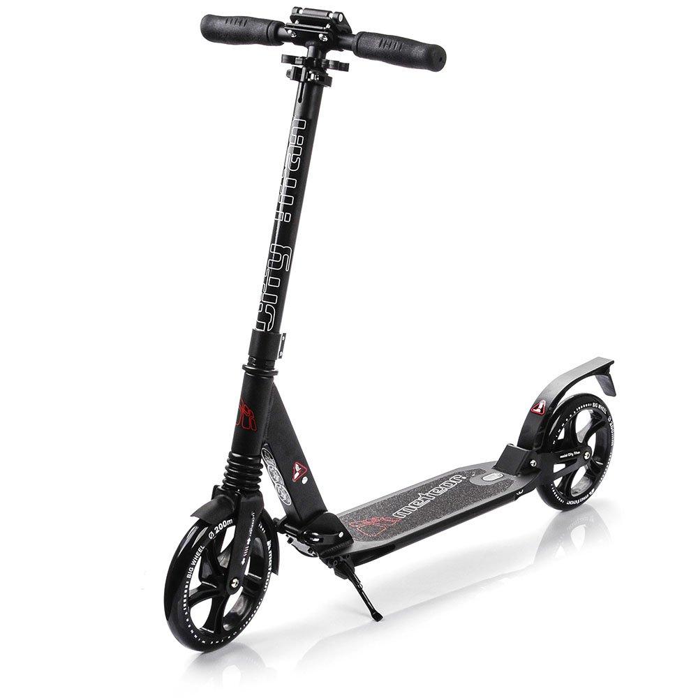 Cityroller Kinderroller Aluminium Scooter Roller Tretroller Meteor