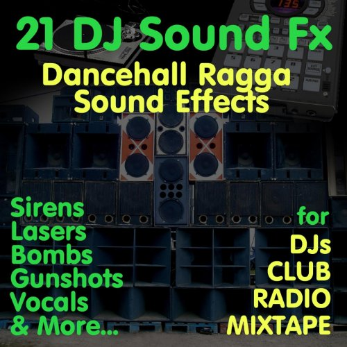 Dj Sound Effects (Dj Tools for Club & Bashment) [Dancehall Ragga Hip Hop Sound FX]