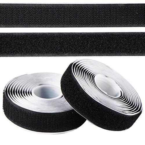 edgeam-cinta-adhesiva-nylon-hook-loop-bandas-autoadhesivo-20-mm-ancho-2-metros-negro