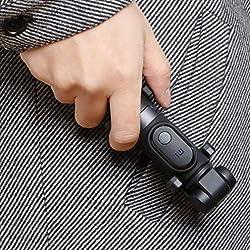 FairytaleMM Xiaomi Mi portàtil extensible Bluetooth 3.0 Selfie escuradents de trípode monopie (color: negre)