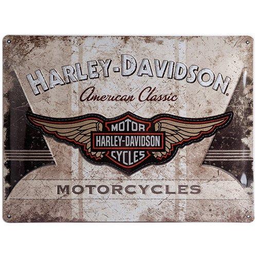 harley-davidson-plaque-en-mtal-american-classic-40-x-30-cm