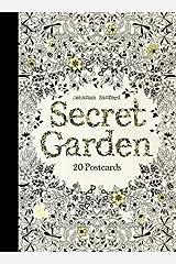 Secret Garden: 20 Postcards Cards