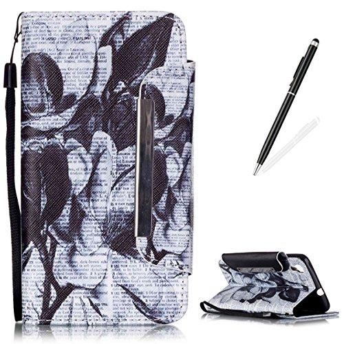 kasehom-premio-pelle-portafoglio-custodia-per-huawei-y6-moda-unico-colorato-modello-progettare-con-s
