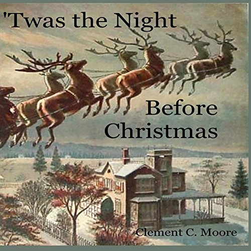 twas-the-night-before-christmas-nursery-time-story-time-book-1-english-edition