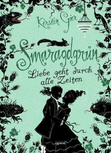 Buchseite und Rezensionen zu 'Smaragdgrün (Liebe geht durch alle Zeiten, Band 3)' von Kerstin Gier