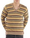 Monte Carlo Men's Full Sleeve Pullover (_8907502143216_Multicolor_Medium_)