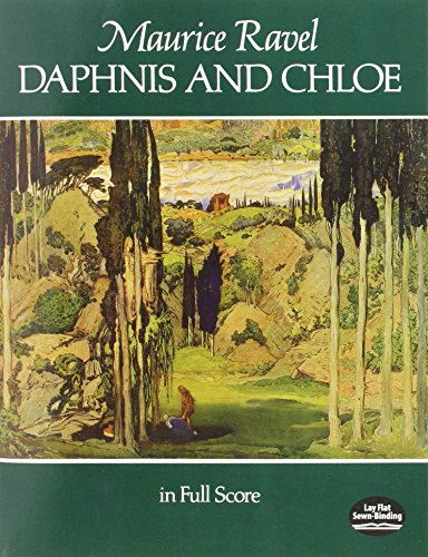 Daphnis and Chloe in Full Score (Dover Music Scores)