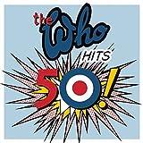 The Who Hits 50 (2-LP) [Vinyl LP]