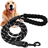 SR SUREADY [Newest} Durable Rope Training Leash for Small, Medium, Large, Giant Sized Dogs, with Strong Hook and Smooth…
