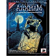 H.P. Lovecraft's Arkham: Unveiling the Legend-Haunted City