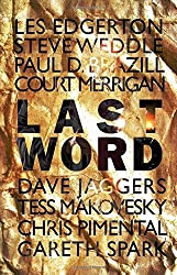 Last Word by Joyride Press (2015-08-26)