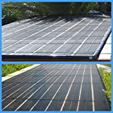 16m2 Poolheizung Solarheizung Solar Pool Heizung Absorber Schwimmbadheizung...