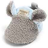 LACOFIA Scarpe Invernali da Bambina Stivaletti neonata con Suola Morbida Antiscivolo