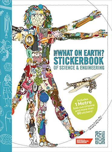 The What on Earth? Stickerbook of Science: Build Your Own Stickerbook Timeline of Amazing Scientists and Inventions! by Christopher Lloyd (2014-06-24)