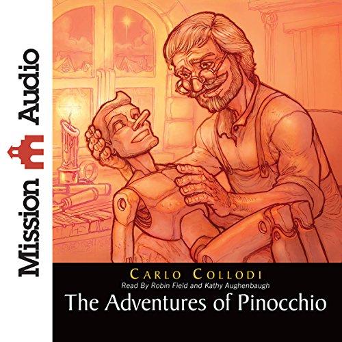 The Adventures of Pinocchio  Audiolibri