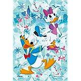 70-teilige Puzzle Prisma Kunst Petit Glas-Kunst-Reihe Disney Glas Ozean (10x14.7cm)
