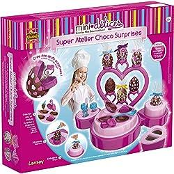 Lansay - 17900 - Mini Délices Mon Super Atelier - Choco-Surprises