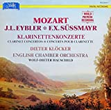 Klarinettenkonzerte von Mozart, J.L. Eybler & F.X. Süssmayr [Vinyl LP] [Schallplatte]