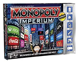 Hasbro Monopoly Empire [Parent] Version allemande