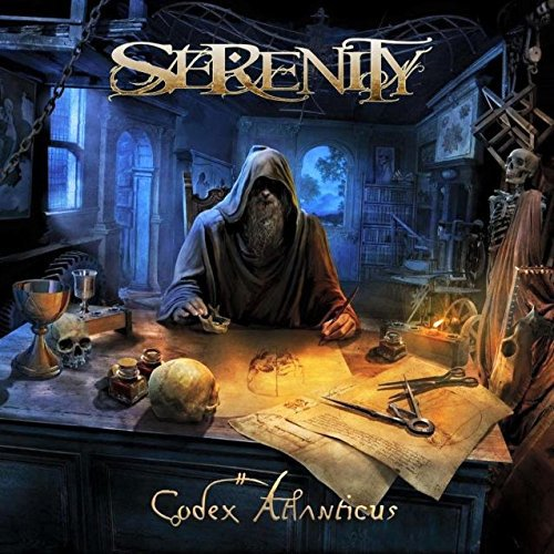 Serenity: Codex Atlanticus (Limited First Edition) (Audio CD)