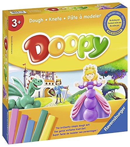 Doopy Prinzessin (Knete Prinzessin)