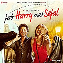 JAB HARRY MET SEJAL (Original Motion Pictures Soundtrack) - Bollywood CD - India - 2017 - Shah Rukh Khan & Anushka Sharma